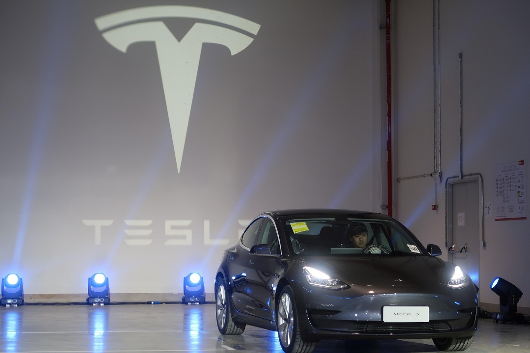 First Made-In-China Tesla Cars To Be Delivered This Week