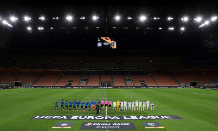 Europa League - Round of 32 Second Leg - Inter Milan v Ludogorets