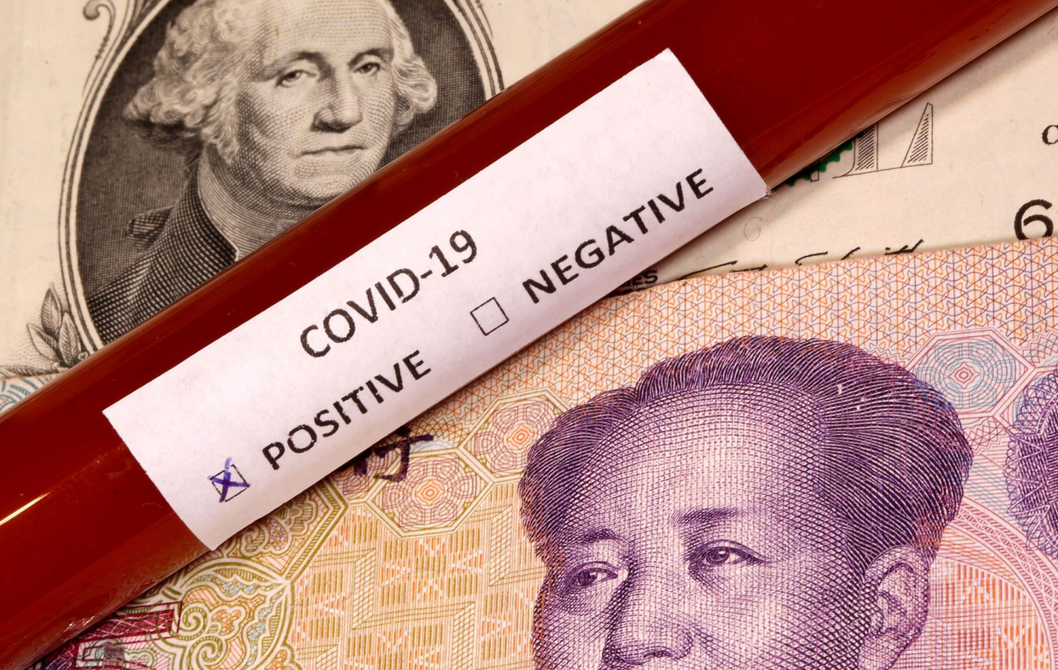 China Foreign Exchange Reserve Falls, US Dollar Index Increases