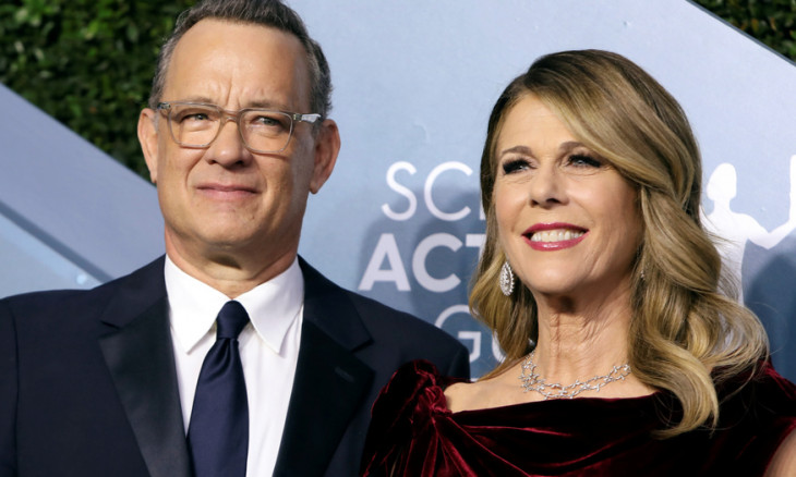 Tom Hanks and his wife, actress Rita Wilson, tested positive in COVID-19