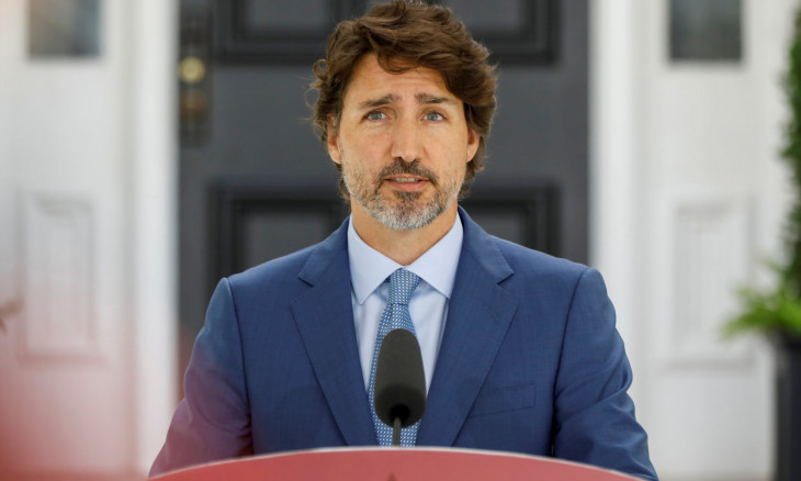 Canadian Prime Minister Justin Trudeau