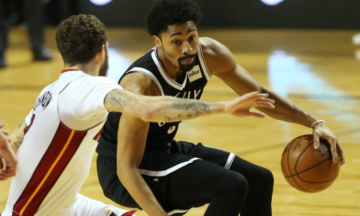 Brooklyn Nets standout guard Spencer Dinwiddie has been diagnosed with the coronavirus