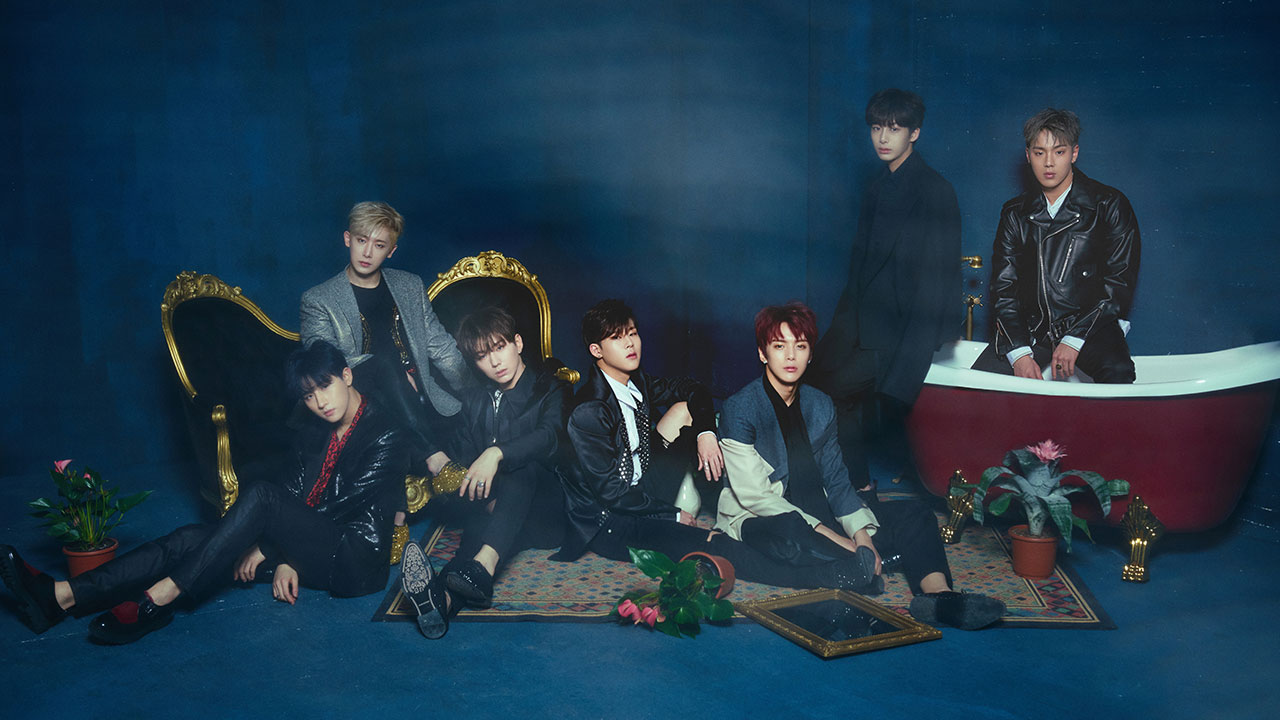 MONSTA X Refuses To Join Mnet's 'Kingdom', Announces New Japanese Single 'Wanted'