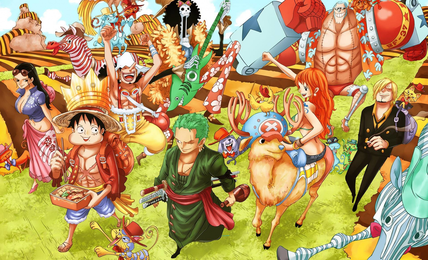 'One Piece' Chapter 1000 Release Date, Spoilers: What Will ...