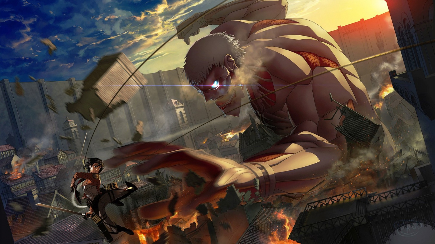 'Attack on Titan' Chapter 135 Release Date, Spoilers ...