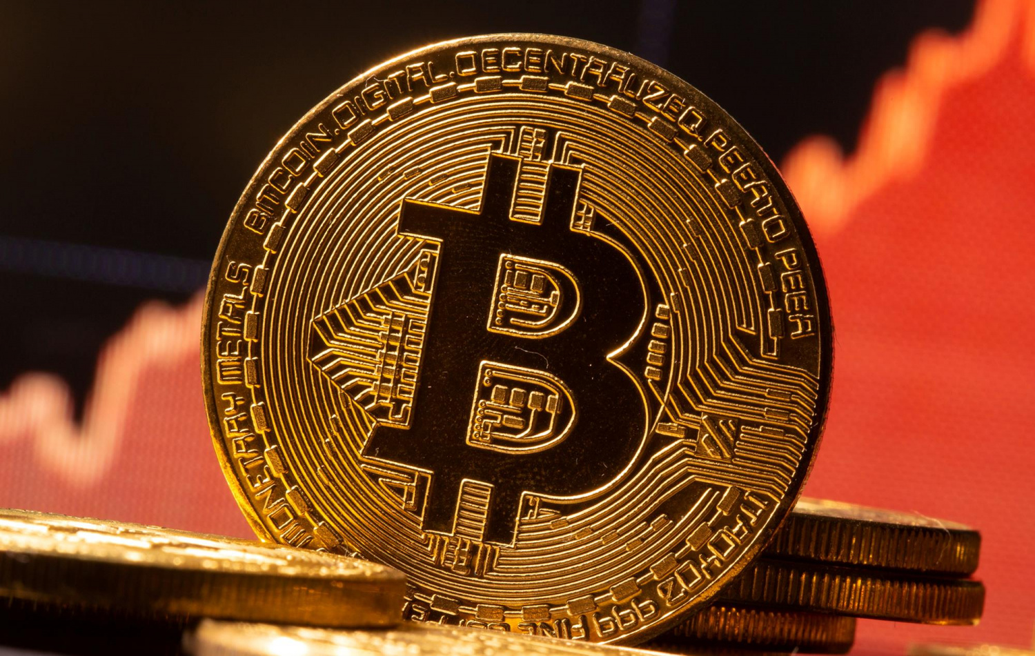 <bold>Bitcoin</bold> Barrels To Record; To Reach New Peaks