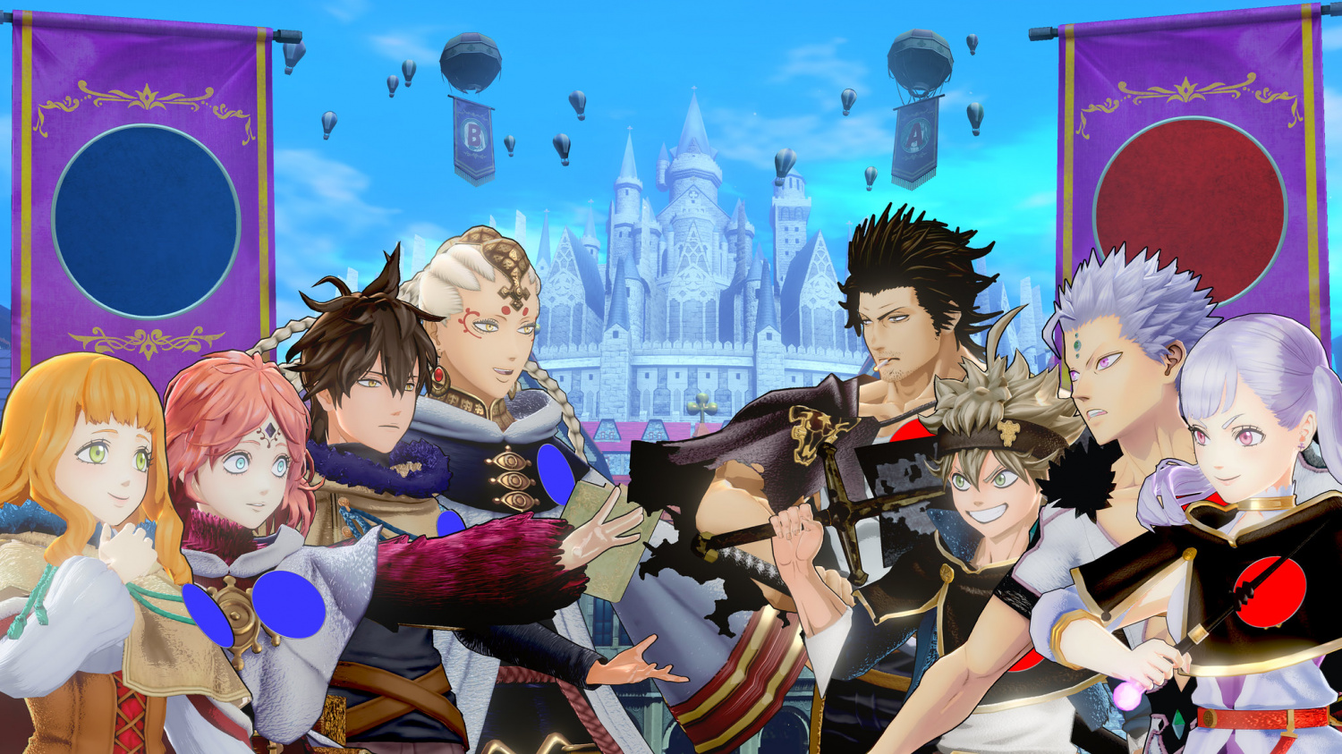 'Black Clover' Chapter 278 Release Date, Spoilers: Someone ...