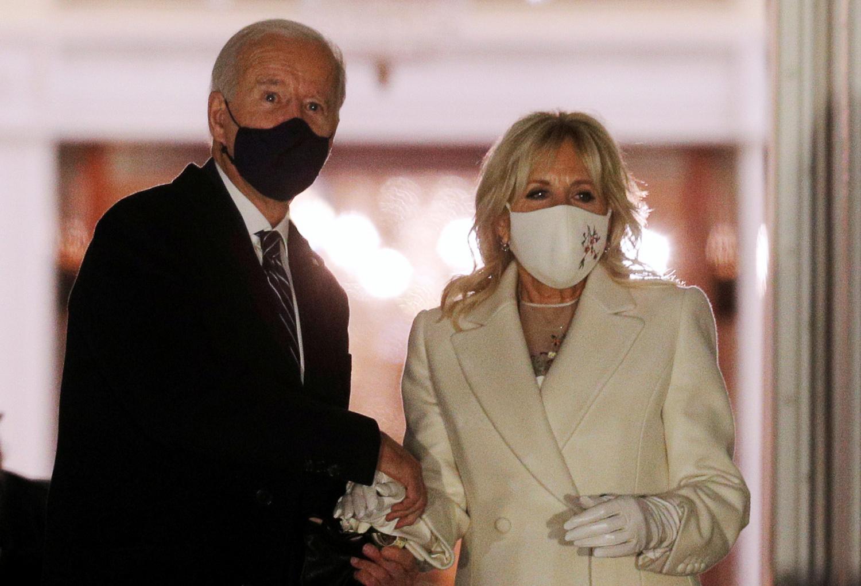 Jill Biden, Joe Biden Faced 'Awkward' Moment As White House Doors Did Not Open