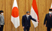 Japan, Indonesia defense pact