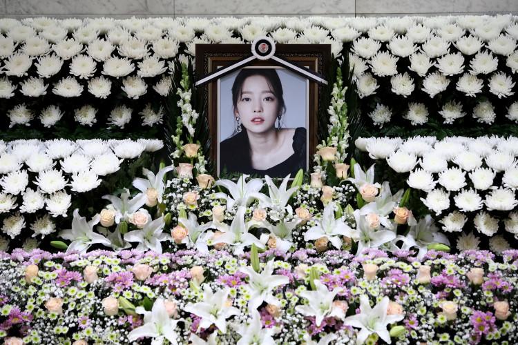 K-pop Star Goo Hara Dies At 28
