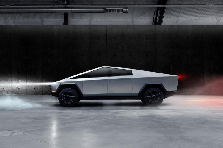 Tesla: Tesla Cybertruck Prototype