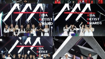 2019 Asia Artist Awards Grand Prizes Given to Jang Dong Gun, GOT7, TWICE, Red Velvet, And Seventeen