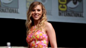 Scarlett Johansson of 'Black Widow'
