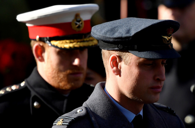 FILE PHOTO: National Service of Remembrance at The Cenotaph in London