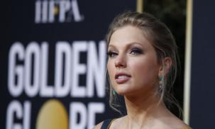 77th Golden Globe Awards - Arrivals - Beverly Hills, California, U.S., January 5, 2020 - Taylor Swift. REUTERS/Mario Anzuoni