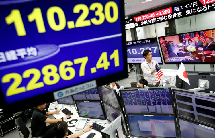 Global finance market