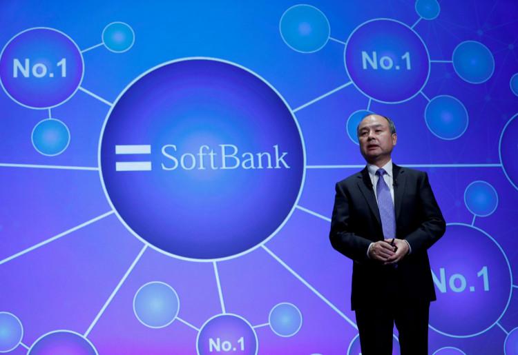 Alibaba and SoftBank