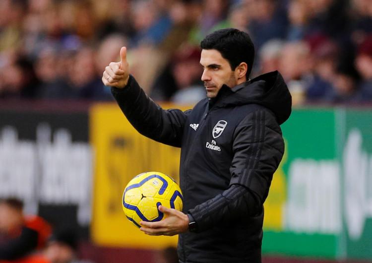 Premier League - Burnley v Arsenal