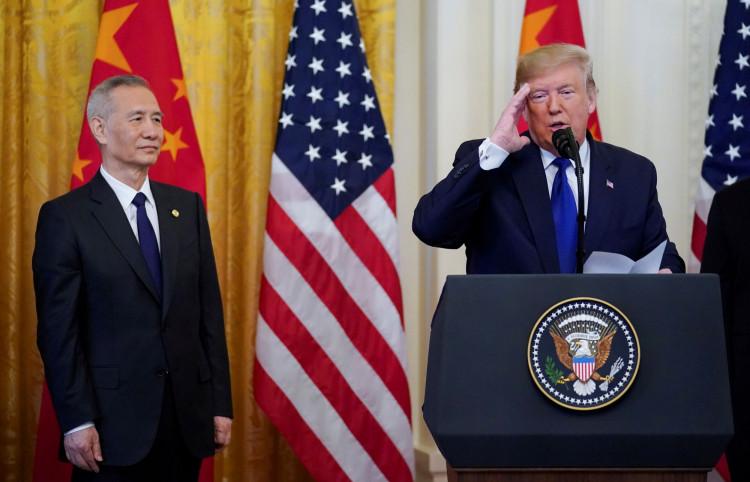 China US trade deal