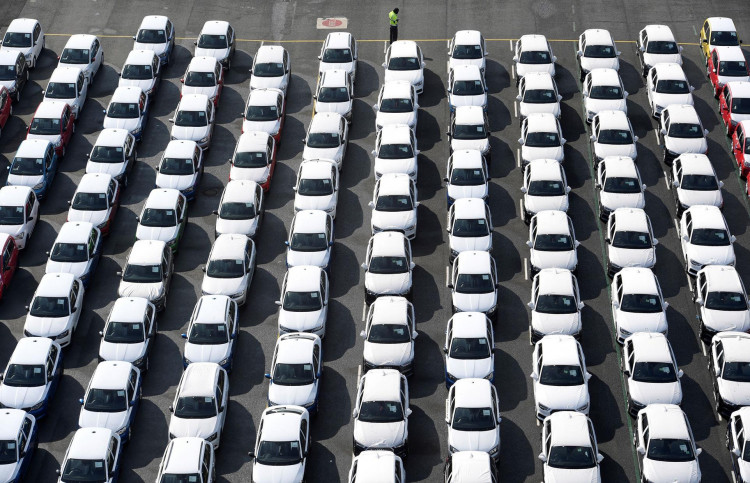 VWs for export