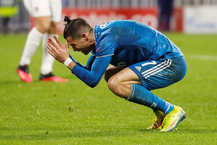 Champions League - Round of 16 First Leg - Olympique Lyonnais v Juventus