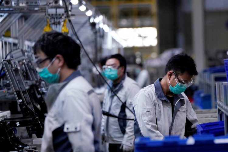 China Auto Industry