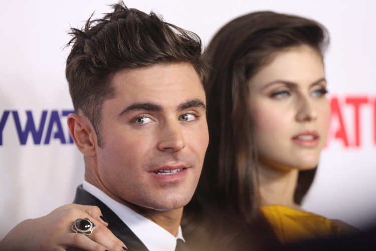 Zac Efron allegedly dating Vanessa Hudgens again.