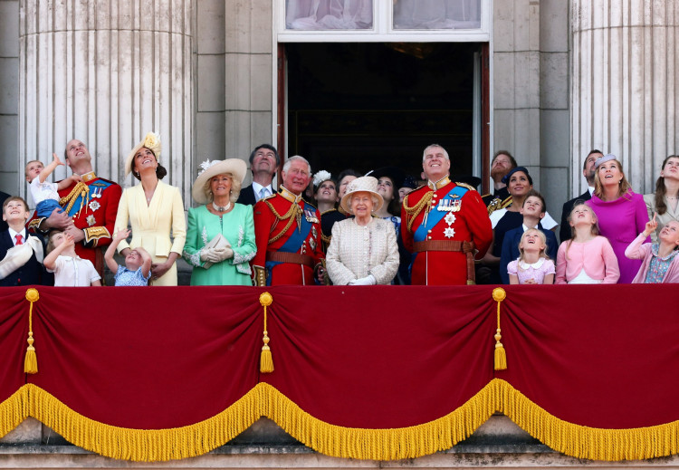 FILE PHOTO: Trooping the Colour ceremonies in London