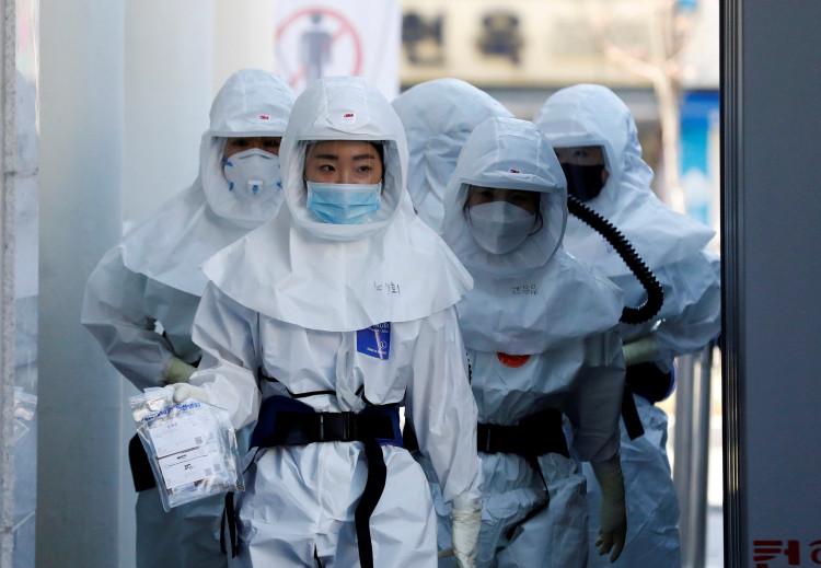 Coronavirus in Asia