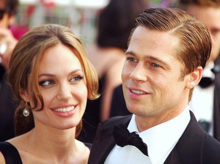Brad Pitt Thanks Angelina Jolie For Doing This Surprising