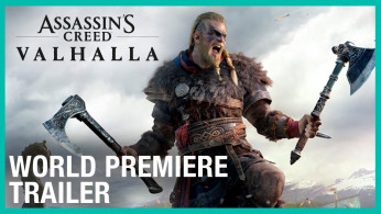ASSASSIN'S CREED VALHALLA – BECOME A LEGENDARY VIKING RAIDER