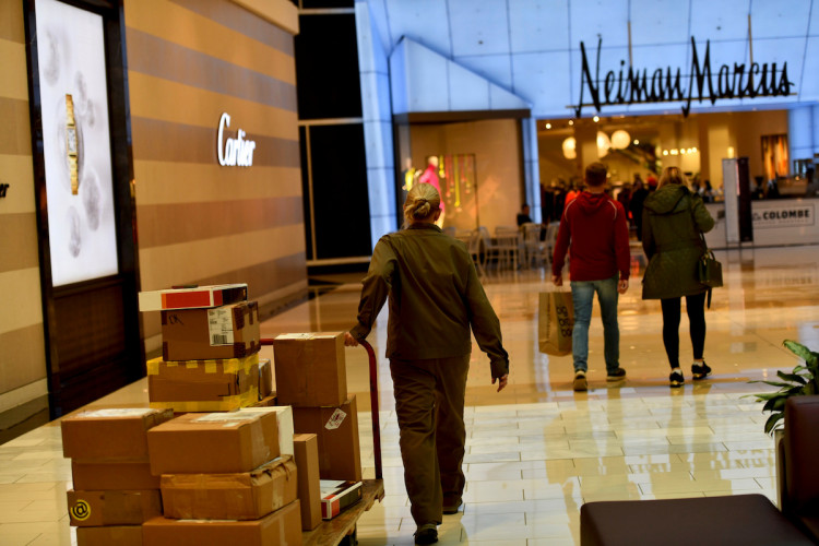 American shoppers