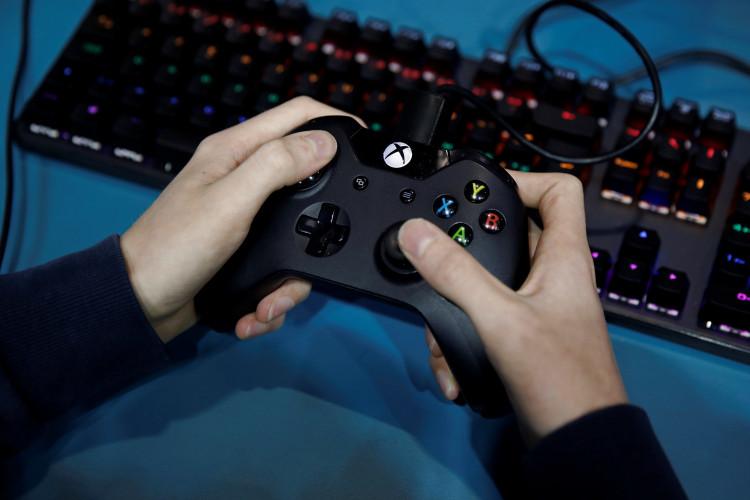 Paris Games Week (PGW) trade fair for video games in Paris