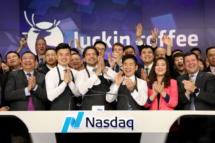 Luckin Coffee To Be Delisted From NASDAQ Following ...