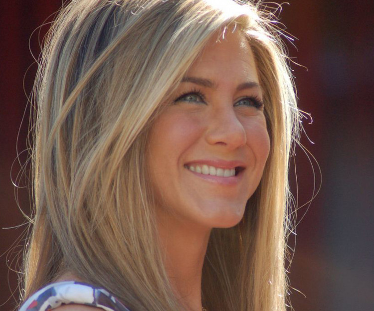Jennifer Aniston reportedly keeps an eye on whoever Justin Theroux is dating. Photo by Angela George/Wikimedia Commons