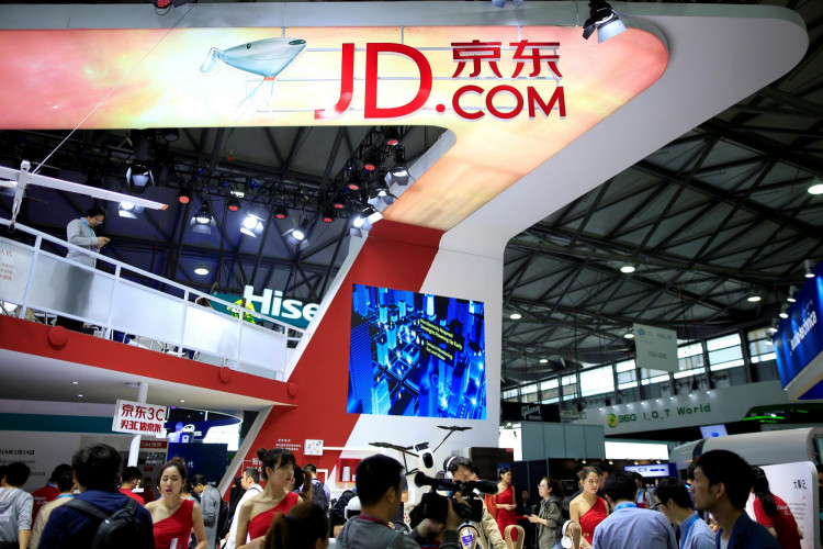 JD.com Hong Kong Listing