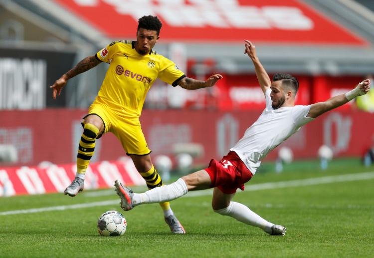 Soccer Football - Bundesliga - Fortuna Dusseldorf v Borussia Dortmund