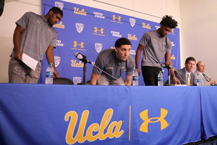 UCLA Under Armour Apparel Deal