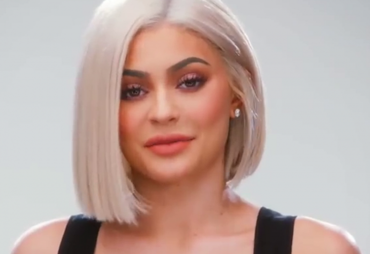 Kylie Jenner wants to lose weight. Photo by Hayu/Wikimedia Commons