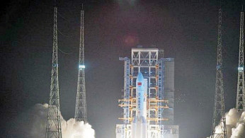Long March 5 launch