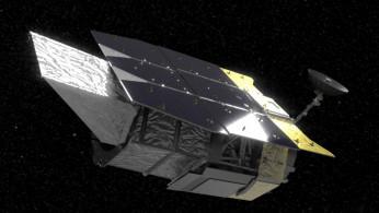 Roman spacecraft render