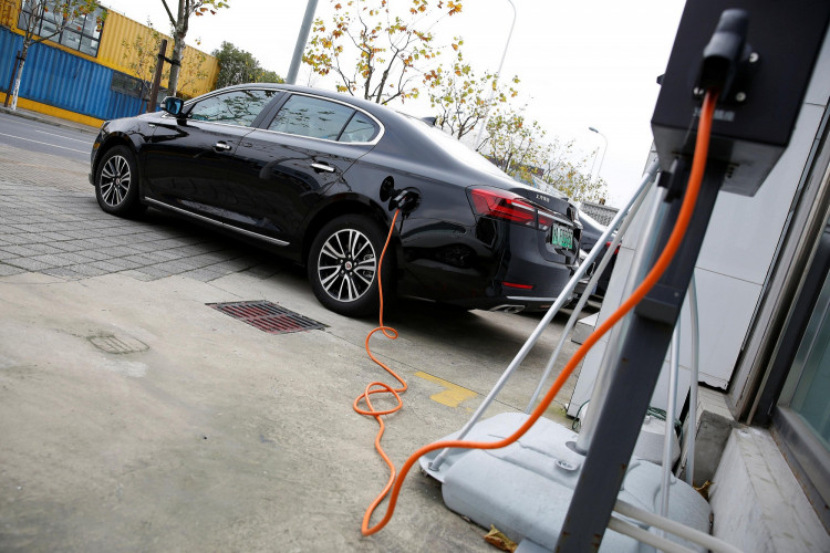 State Grid Electric Vehicle Service Co