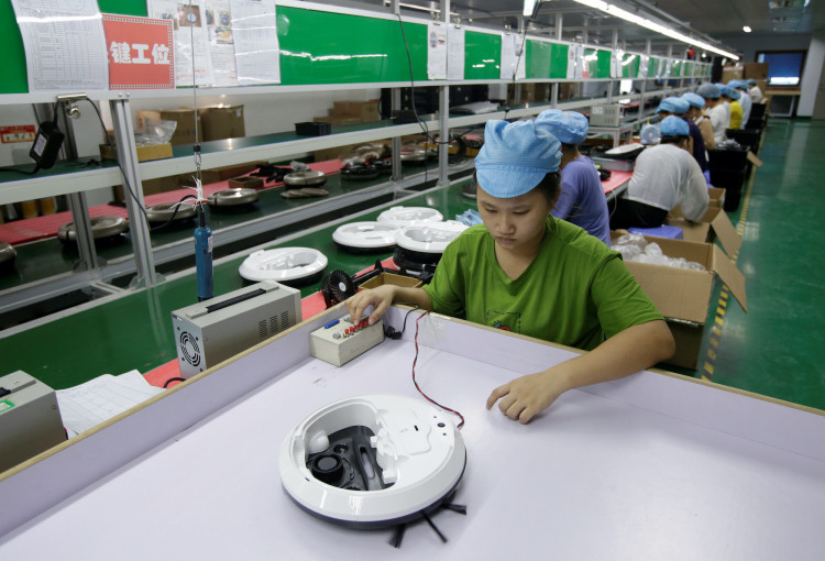 China Factories