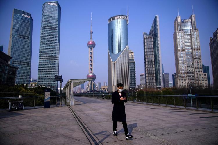 Shanghai GDP