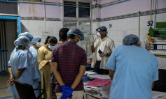 Dr. Kumar Gaurav, 42, a medical professor and consultant psychiatrist who has been named the top official at Jawahar Lal Nehru Medical College and Hospital during the coronavirus disease (COVID-19) outbreak