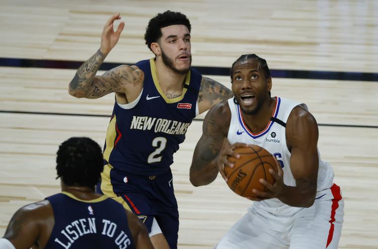 NBA: Orleans Pelicans vs LA Clippers