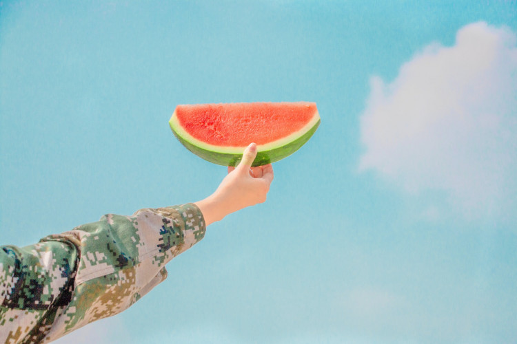 Watermelons are considered berries