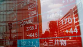 Asia shares