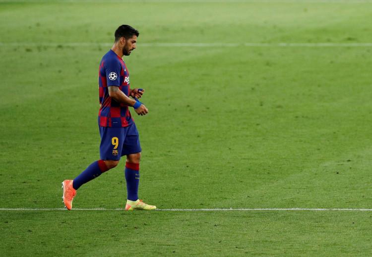 FILE PHOTO: Champions League - Round of 16 Second Leg - FC Barcelona v Napoli