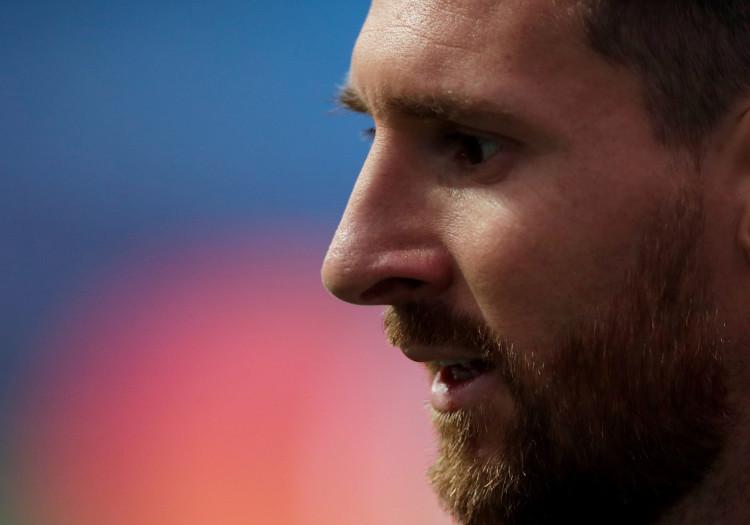 Soccer Football - Champions League - Quarter Final - FC Barcelona v Bayern Munich